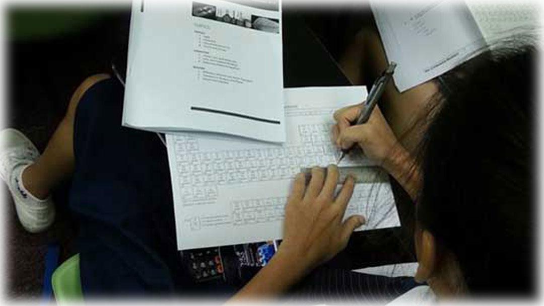 Secondary Programme   Mavis Tutorial